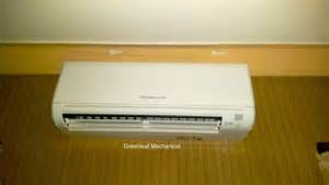 Mitsubishi Ductless Air Conditioner Mitsubishi Ductless Mini Split Installation In Chicago