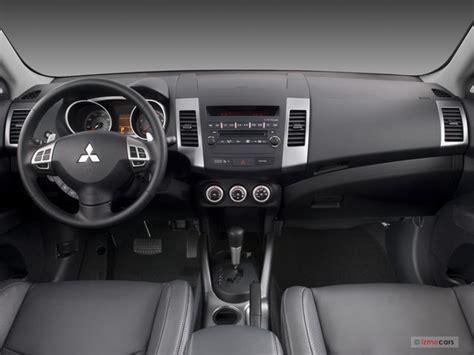 Mitsubishi Outlander 2007 Interior by 2007 Mitsubishi Outlander Pictures Dashboard U S News