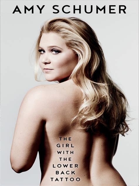 amy schumer tattoo the with the lower back kent county council