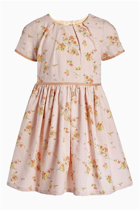 Next Pink Dress next pink floral prom dress 3mths 6yrs shopstyle co uk
