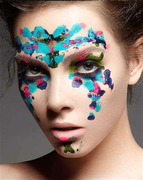 Makeup Laode 17 extremely impressive avant garde makeup looks realclear