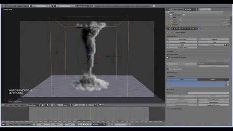 blender tutorial tornado creating a tornado with particles and the smoke simulator