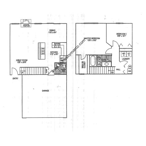crystal house floor plans crystal model in the blackstone subdivision in aurora