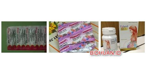 Harga Vitamin Folda Untuk Ibu by 12 Vitamin Untuk Ibu Yang Dijual Di Apotik Lengkap