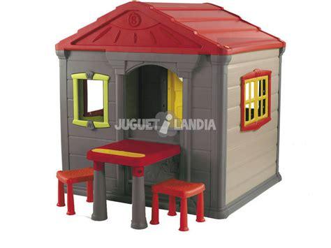 juego de casas casa juegos jumbo con 2 sillas mesa juguetilandia
