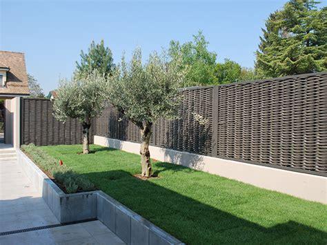 panneaux pour jardin forest avenue les panneaux en fibre tress 233 s pour cl 244 ture de jardin