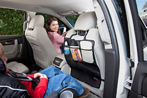 frontseat backseat a view from the front books britax kick mats 2 count black baby