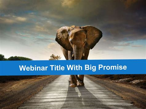 End Boring Powerpoint Use This Webinar Free Consult Success Templ Webinar Success Templates