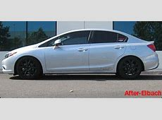 Product Releases - 2012-13 HONDA CIVIC - SPORTLINE 2012 Civic Si Coupe