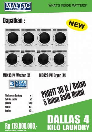 Paket Usaha Kilo Laundry Maytag Dallas dallas4 kilo 300x428 laundry mart indonesia