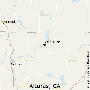 best places to live in alturas california
