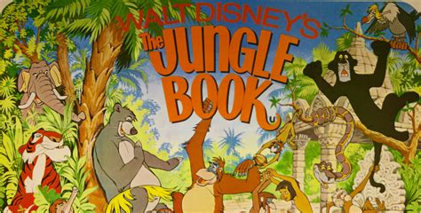 pictures of the jungle book characters 5 jungle book characters who made our childhood memorable