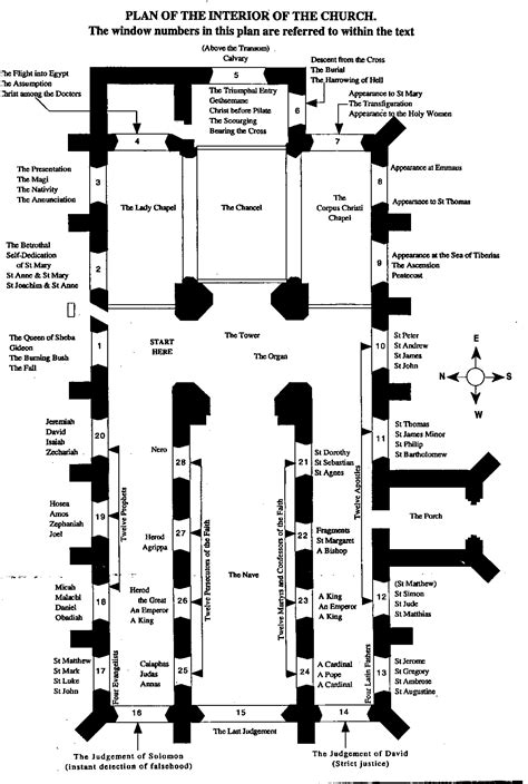 floor plan of gothic cathedral sarum research group february 2001 home interior