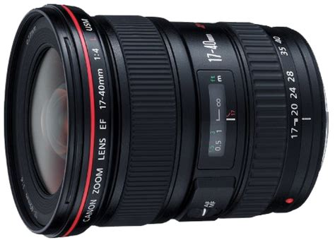Canon Ef17 40mm F4l Usm which canon find best price canon ef 17 40mm f4l usm lens