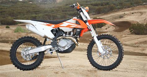Ktm 450xc 2016 Ktm 450 Xc F Dirt Bike Test