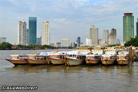 boat transport bangkok river boats ferries in bangkok getting around bangkok