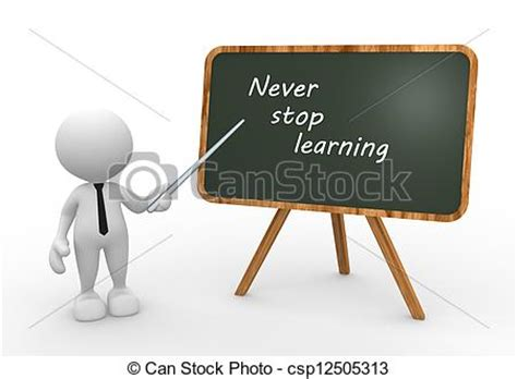 Bj Never Stop Black learning clip free clipart panda free clipart images