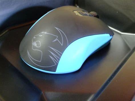 Roccat Kone Color Blue White Orange roccat kone color edition mouse review