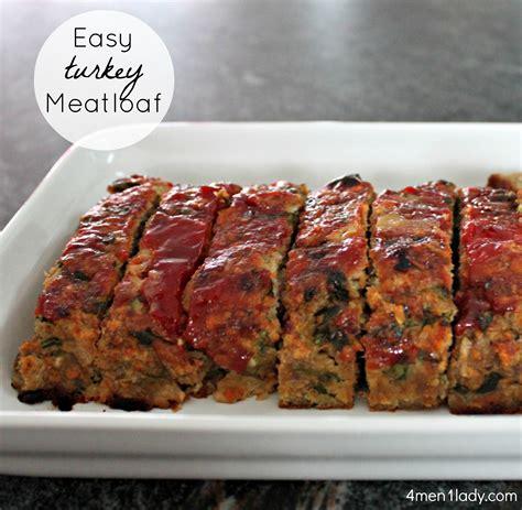 easy turkey meatloaf recipe healthy turkey meatloaf recipe dishmaps