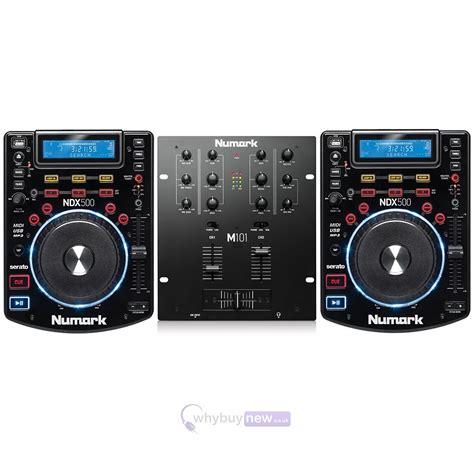 Mixer Numark numark ndx500 numark m101 mixer whybuynew
