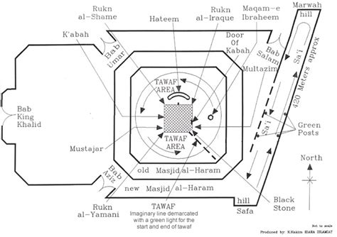 layout plan of masjid al haram hajj and umrah tips 187 hajj solutions