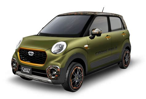 daihatsu exhibits 11 concept cars at the tokyo auto salon