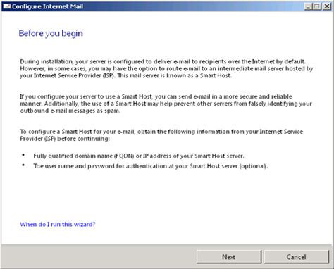 How To Start A Business Email Configuring Email Settings In Windows Small Business