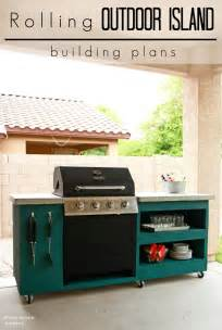 diy outdoor kitchen island diy outdoor kitchen island home design ideas the kynochs