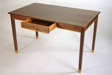 Design For Cherry Writing Desk Ideas Handmade Black Walnut And Cherry Writing Desk By Rugged Cross Woodworking Llc