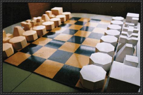 Chess Papercraft - papercraftsquare new paper craft chess blocks set