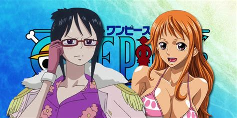 anime paling hot kl olympics tokoh wanita paling hot one piece nami vs