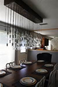 Diy Dining Room Light 25 Fantastic Diy Chandelier Ideas And Tutorials Hative