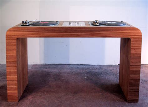 custom dj table metrofarm custom made dj tables wise homeless s