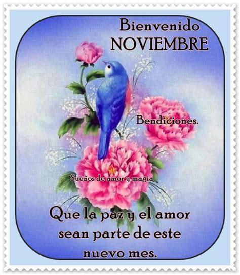 Imagenes De Amor Para El Mes De Noviembre | bienvenido noviembre que la paz y el amor sean parte de