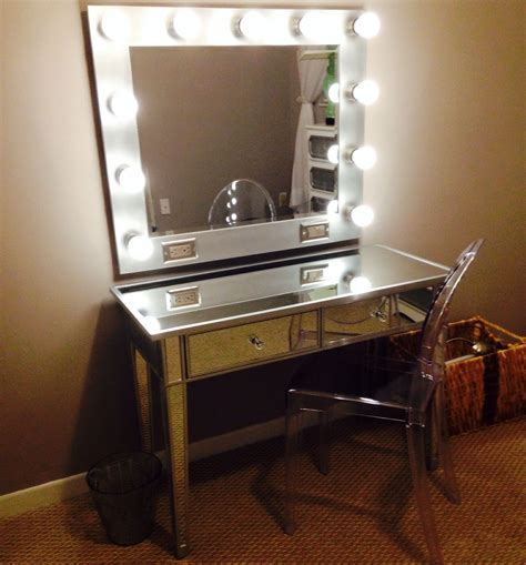 diy vanity mirror   led lights   lot