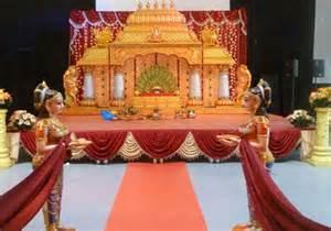 Mariage Tamoul/Indien/Sri Lankai/Mauricien   Organisation