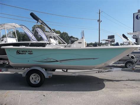 carolina skiff boats carolina skiff dlv 198 center console boats for sale