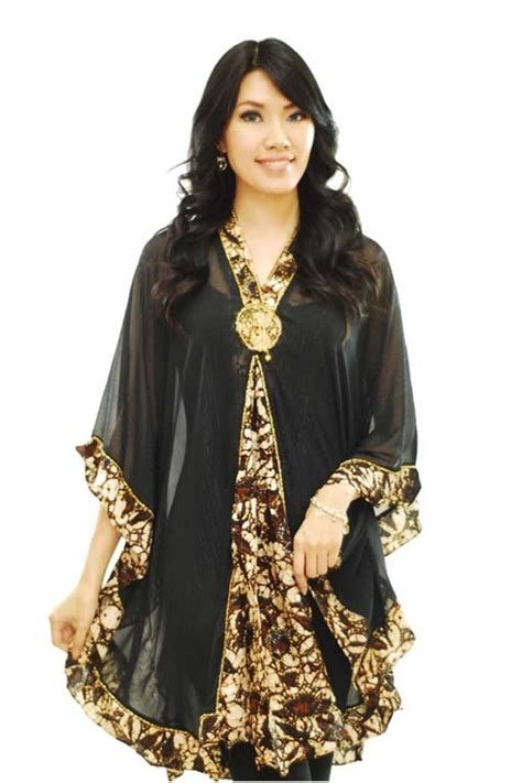 Airin Blouse simple yet batik blouse dresses and all