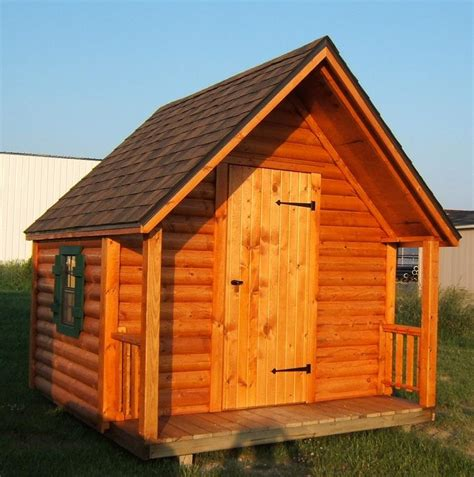 Swingsets Sheds Cabins by Standard Features Architectural Shingles 2 14 X 21