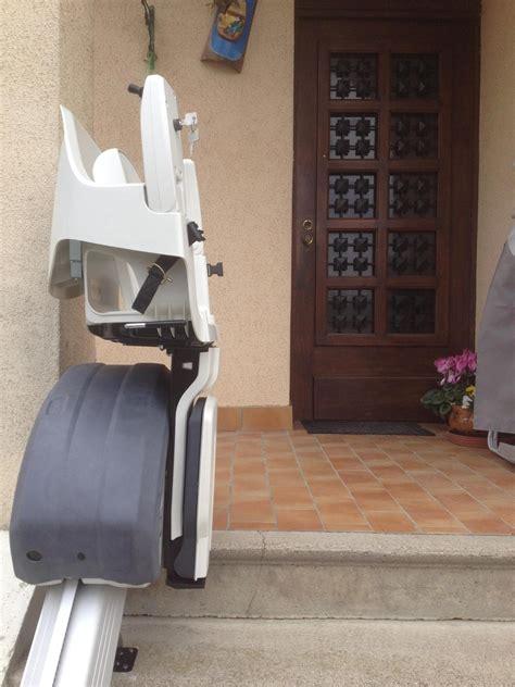 Plateformes Monte Escaliers Sma Monte Escalier Extrieur Modle Homeglide Maison Prive