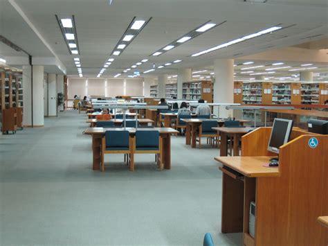 Meja Untuk Perpustakaan perpustakaan modern ncku driven