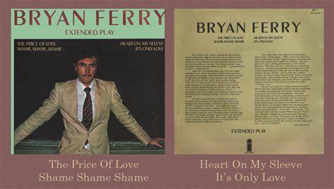 lyrics bryan ferry singles on vivaroxymusic