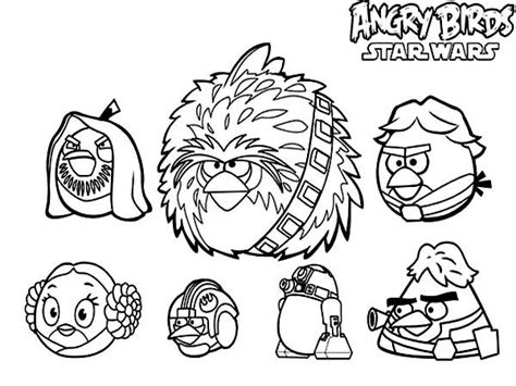 angry birds wars coloring pages to print angry birds wars coloring pictures coloring home