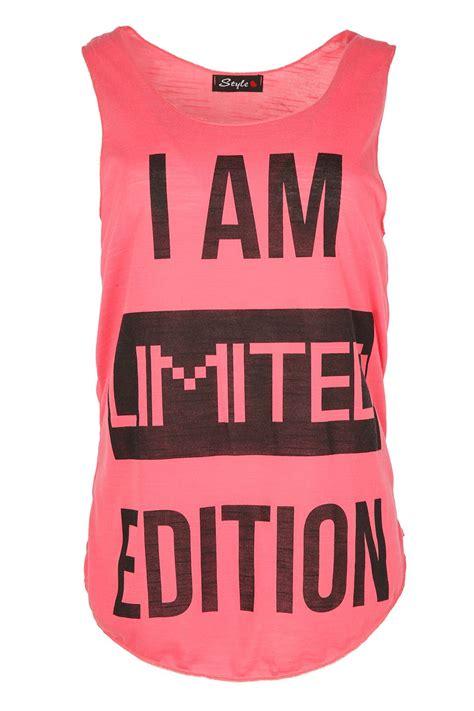 Topi Quicksilver Limited Edition slogan vest topi am limited edition edge summer burnout jersey