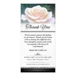 Letter Appreciation After Burial 25 best ideas about funeral thank you cards on pinterest funeral