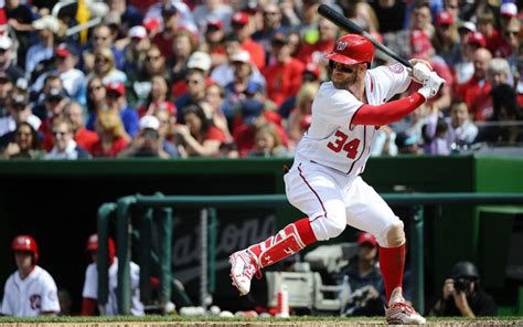 bryce harper benched watch bryce harper ties game with pinch hit homer in the