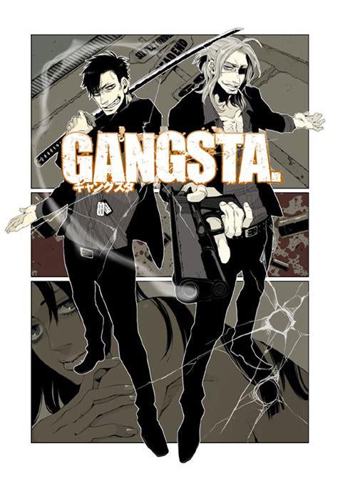 wallpaper hd anime gangsta gangsta iwantedwings