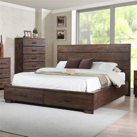 low height bed crown mark cranston king low profile bed with footboard