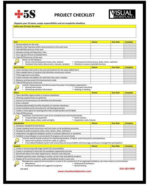 project completion checklist template project checklist template free project completion