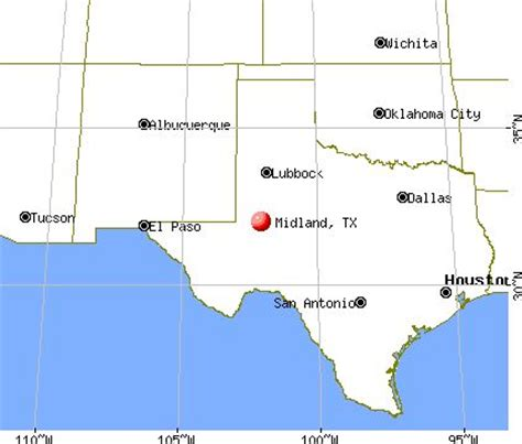 texas map midland midland tx midland texas map peterbilt